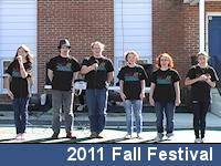 CBTBI 2011 Fall Festival