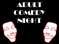 Adult Comedy Night